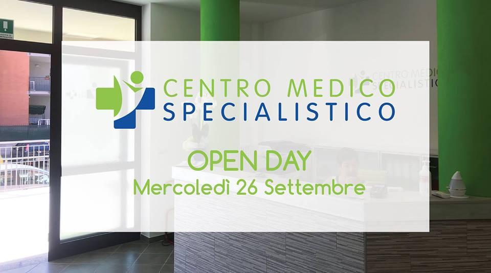 Open day 26 Settembre