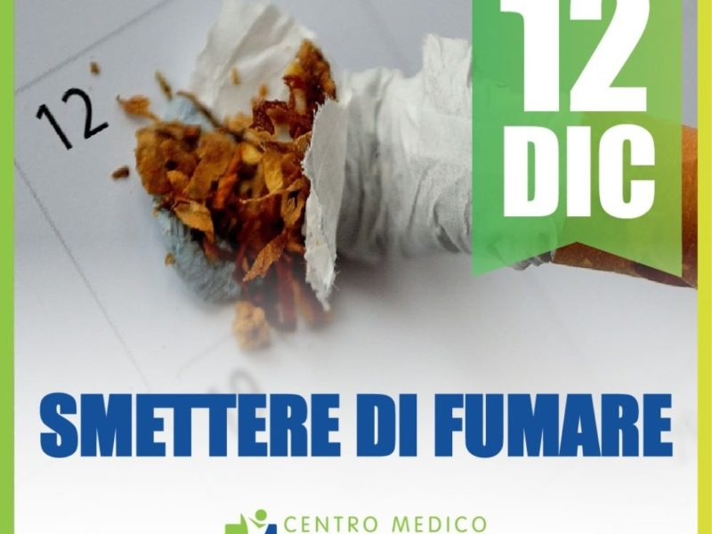 OPEN DAY Smettere di fumare