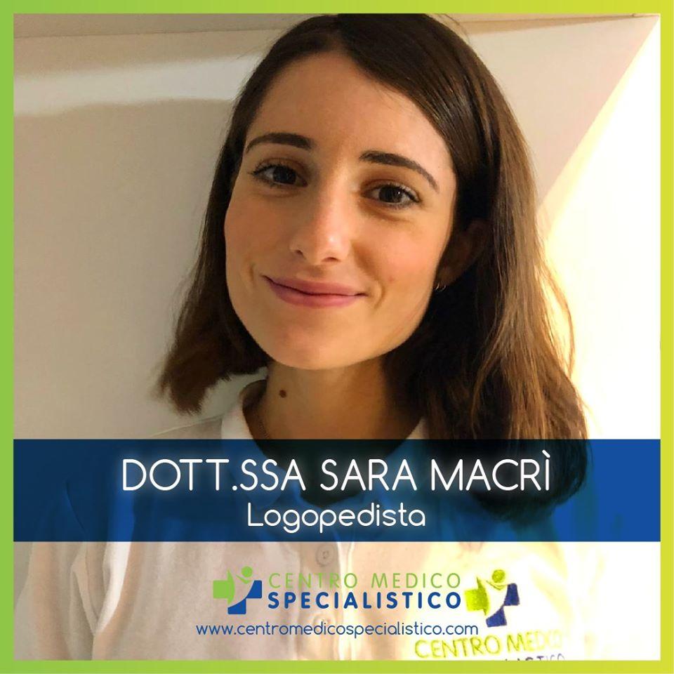 La nuova specialista in Logopedia